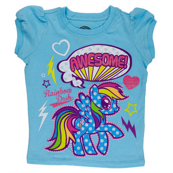My Little Pony - Awesome Toddler T-Shirt