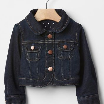 Gap Baby 1969 Lined Denim Jacket