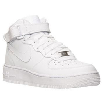 Tagre™ Kids  Grade School Nike Air Force 1 Mid Casual Shoes 3158c37a0