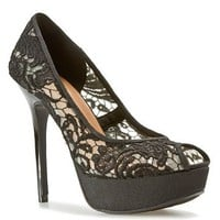 Mix No. 6 Allure Pump Peep Toes Pumps & Heels Women's Shoes - DSW