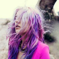 shades of purple human hair extensions
