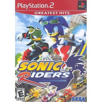 Sonic Riders  (Sony PlayStation 2, 2006)