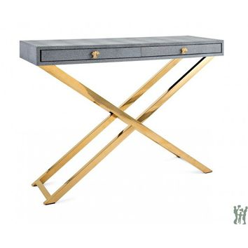 Imax Margo Stainless Steel Console 28808 - Gifts for You 'n Me