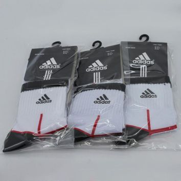 ADIDAS Woman Men Cotton Socks