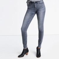 """9"""" High-Rise Skinny Jeans in Shaw Wash :   Madewell"""