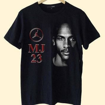 Mj Michael Jordan clothing T Shirt Mens and T Shirt Girls customized