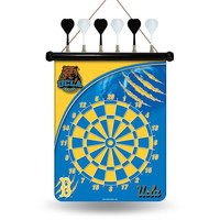 UCLA Bruins NCAA Magnetic Dart Board