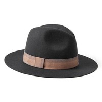 Short Brim Felt Hat | Banana Republic
