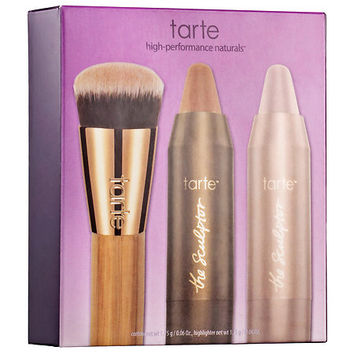 Chiseling Charmers Deluxe Contour Set - tarte | Sephora