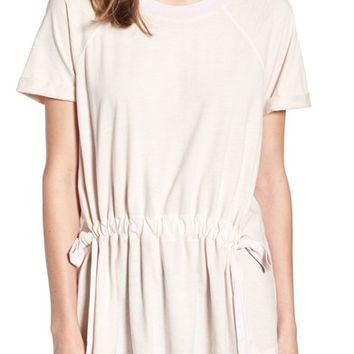 Stateside Gathered Jersey Tee | Nordstrom