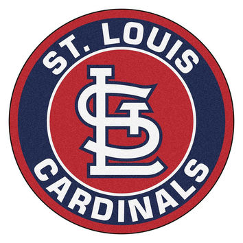St. Louis Cardinals MLB Round Floor Mat (29)
