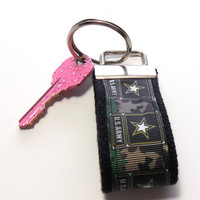 Mini Army Theme Key Ring Key Chain Key Holder Key Fob