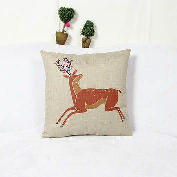 Home Decor Pillow Cover 45 x 45 cm = 4798391748