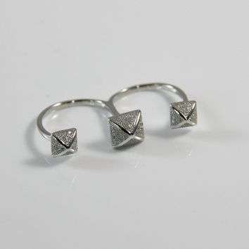 Egyptian Silver Ring