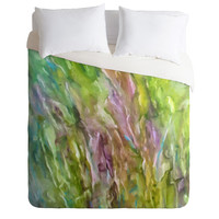 Rosie Brown Time Of The Season Duvet Cover