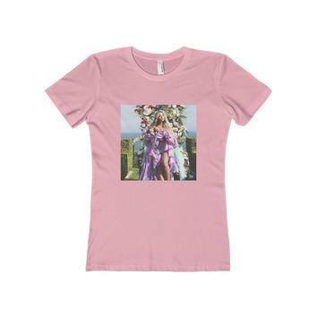 Beyonce and the twins Women's The Boyfriend Tee