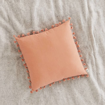 Magical Thinking Avery Tassel Pillow | Urban Outfitters