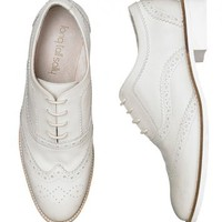 Lts Laguna Leather Brogue | Long Tall Sally
