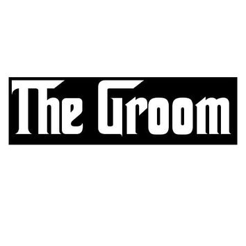 the Groom T shirt tee shirt - cool groom wedding t-shirts great gift for the family
