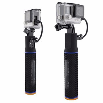 Power Hand Grip Pole Power Bank 5200mAh Charger For Gopro® Hero 2 3 3+ 4 Session