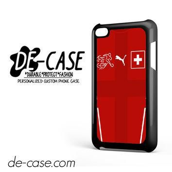 Switzerland Soccer Jersey For Ipod 4 Ipod Touch 4 Case Phone Case Gift Present YO