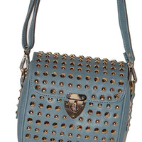 Cross Body Purse Studded Purse - HaileyMason, LLC Store