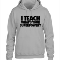 I Teach What's Your Superpower6