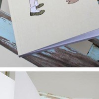 Pulp Creative Paper - Journals  Notebooks - Belle  Boo first meet notebook by belle  boo