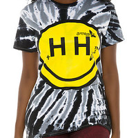 SMHP/happy hippy miley foundation collab loose tee