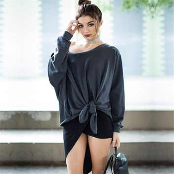 Women's Fashion Long Sleeve Hot Sale Hoodies [10320562566]