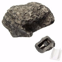 NEW Key Box Rock Hidden Hide In Stone Security Safe Storage Hiding Outdoor Garden Free Shipping Durable Quality