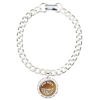 Do Not Resuscitate Charm Bracelet, One Charm on CafePress.com