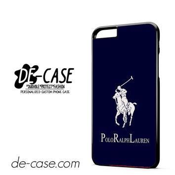 Ralph Lauren Polo Blue Center Camera DEAL-9144 Apple Phonecase Cover For Iphone 6/ 6S
