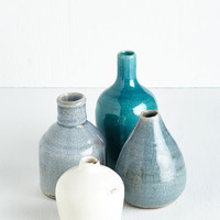ModCloth Boho Arrange of Scenery Vase Set