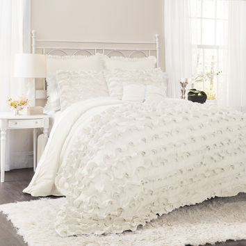 Lush Decor Avery 7-piece Comforter Set | Overstock.com Shopping - The Best Deals on Comforter Sets