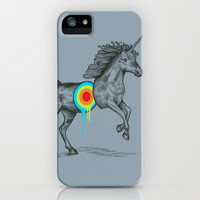 Unicore II iPhone & iPod Case by Rachel Caldwell