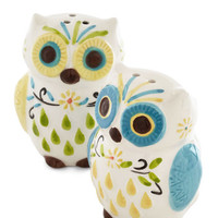 ModCloth Owls Owl the Fixins Shaker Set