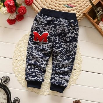 pants for boys Children Cotton Trousers Harem Pants Baggy Pants For Boys Girls Baby Kids Toddlers Clothes boys pants