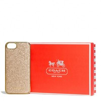 GLITTER INLAY IPHONE 5 CASE