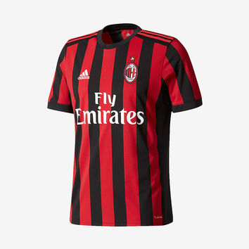 AC Milan 2017-18 Youth Home Jersey