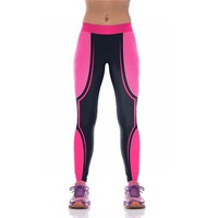 Pink Workout Leggings