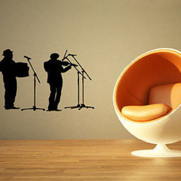 Best Violin Wall Stickers Products on Wanelo