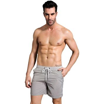 Quick-dry Men Short Pant Workout Casual Beach Shorts 2017