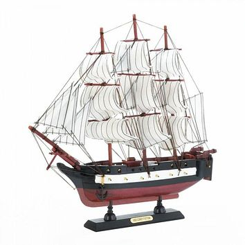 USS Constitution Ship Model