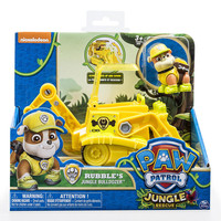 Paw Patrol - Rubble's Jungle Bulldozer