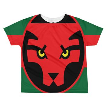 Wakanda Flag All-over kids/toddler sublimation T-shirt