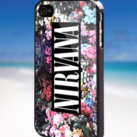 Nirvana Floral Cute - For iPhone, Samsung Galaxy, and iPod. Please choose the option