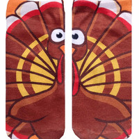 Turkey Ankle Socks