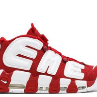 Nike Air More Uptempo Supreme Red