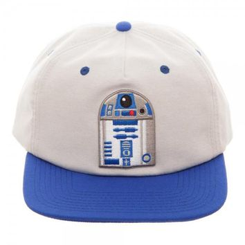 Star Wars — R2D2 Oxford Snapback